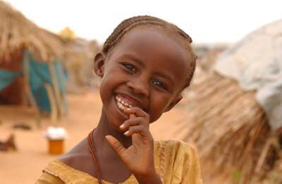 afrika barn