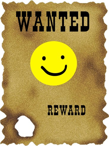 wanted poster 500