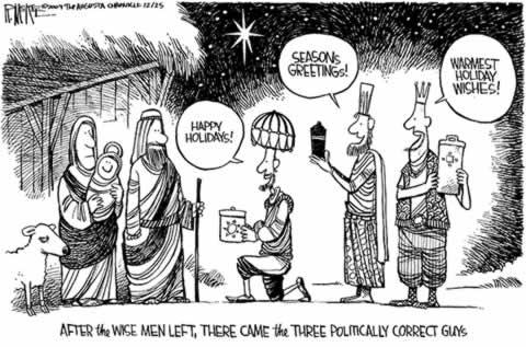 christmas pc cartoon