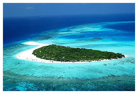 maldives aeriel 2