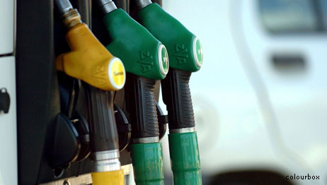 bensinpump liten