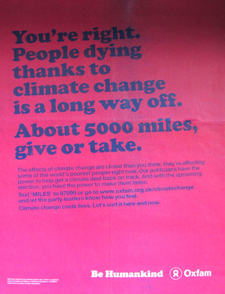 Oxfam climate change ad 002