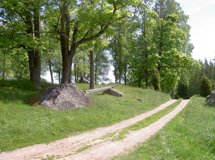 Skogsväg 1