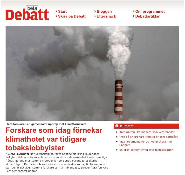 Debatt svt.se 2