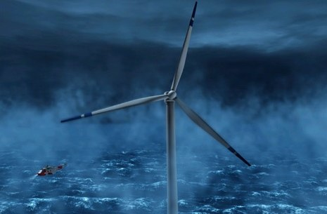 offshore wind turbine in storm.jpg JPEG bild 468x305
