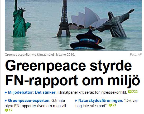 DN Greenpeace