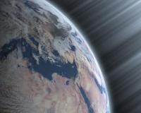 cosmic rays hit earth1