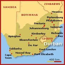 Durban karta 2