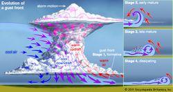 linjära stormar 1