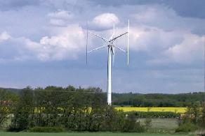 Nytt vindkraftverk