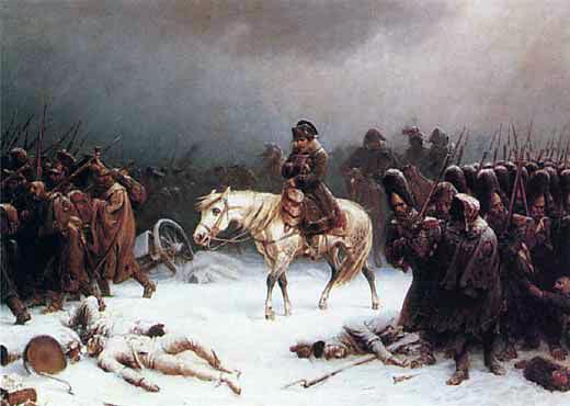 Napoleons återtåg1