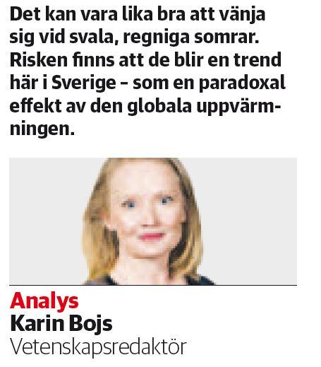 Karin Bojs ingress