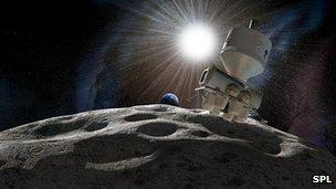 astroid technology