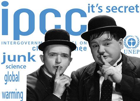 forskare om ipcc