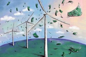 vindkraft pengar