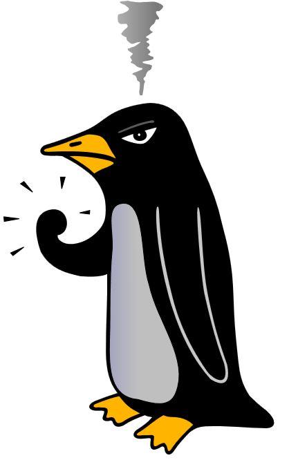 Arg pingvin