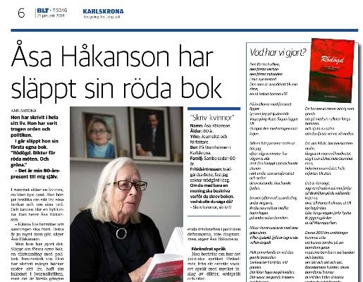 Poet Åsa