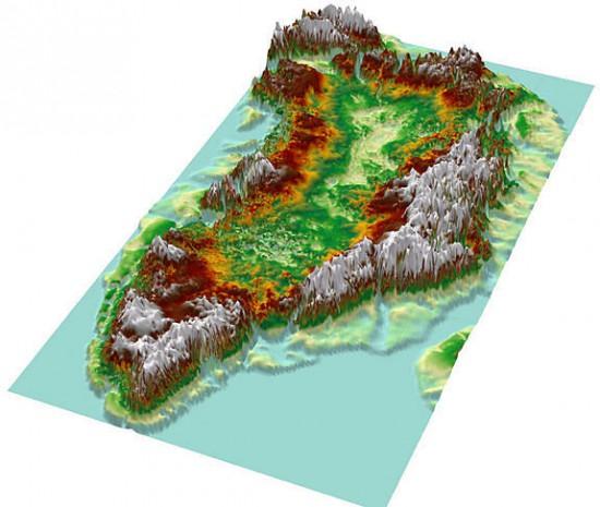 isfritt Grönland