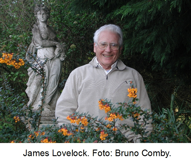 James Lovelock in 2005