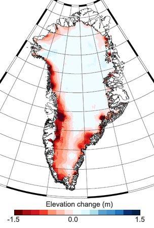 Grönlandsisen
