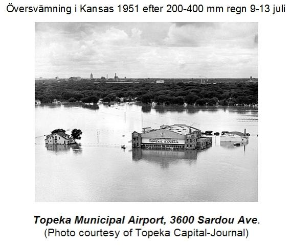 Topeka airport 1951