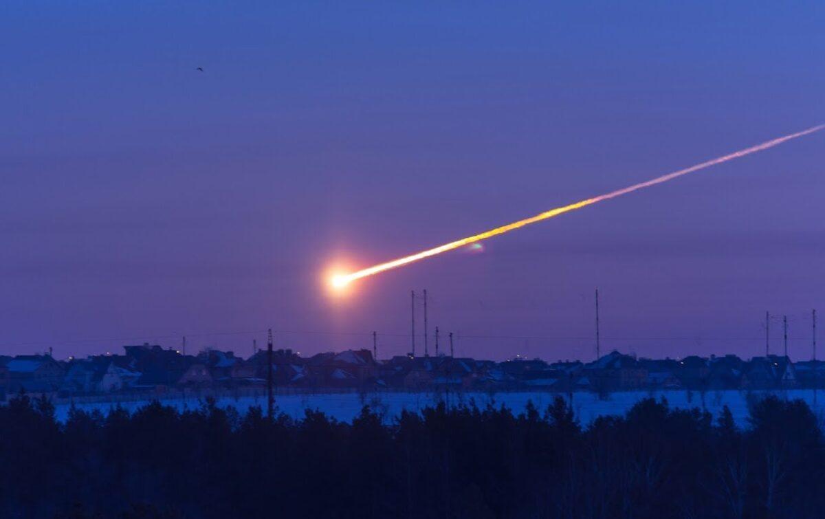 meteornedfall