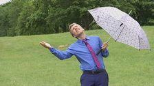 regnskurar