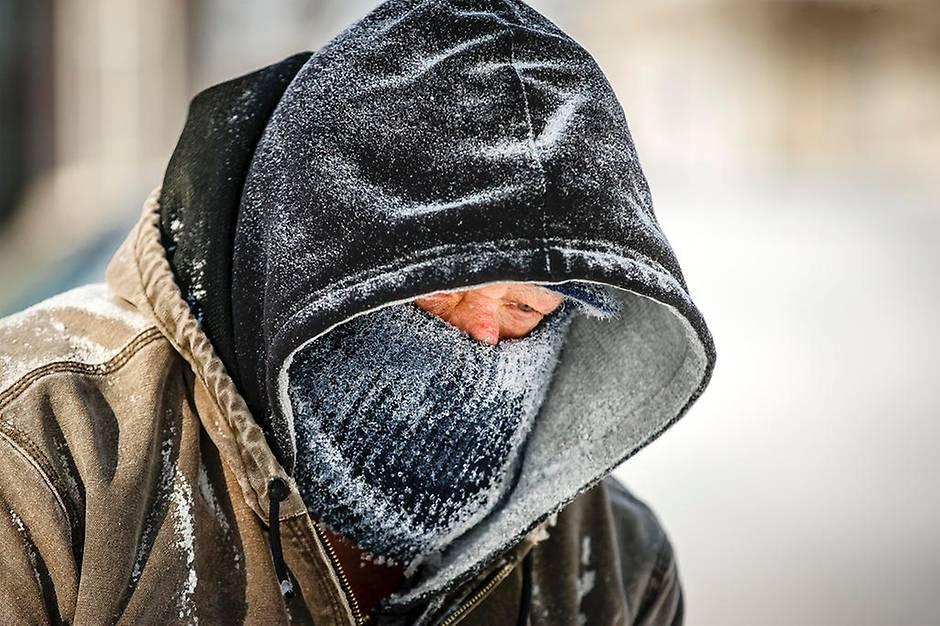vinterkyla