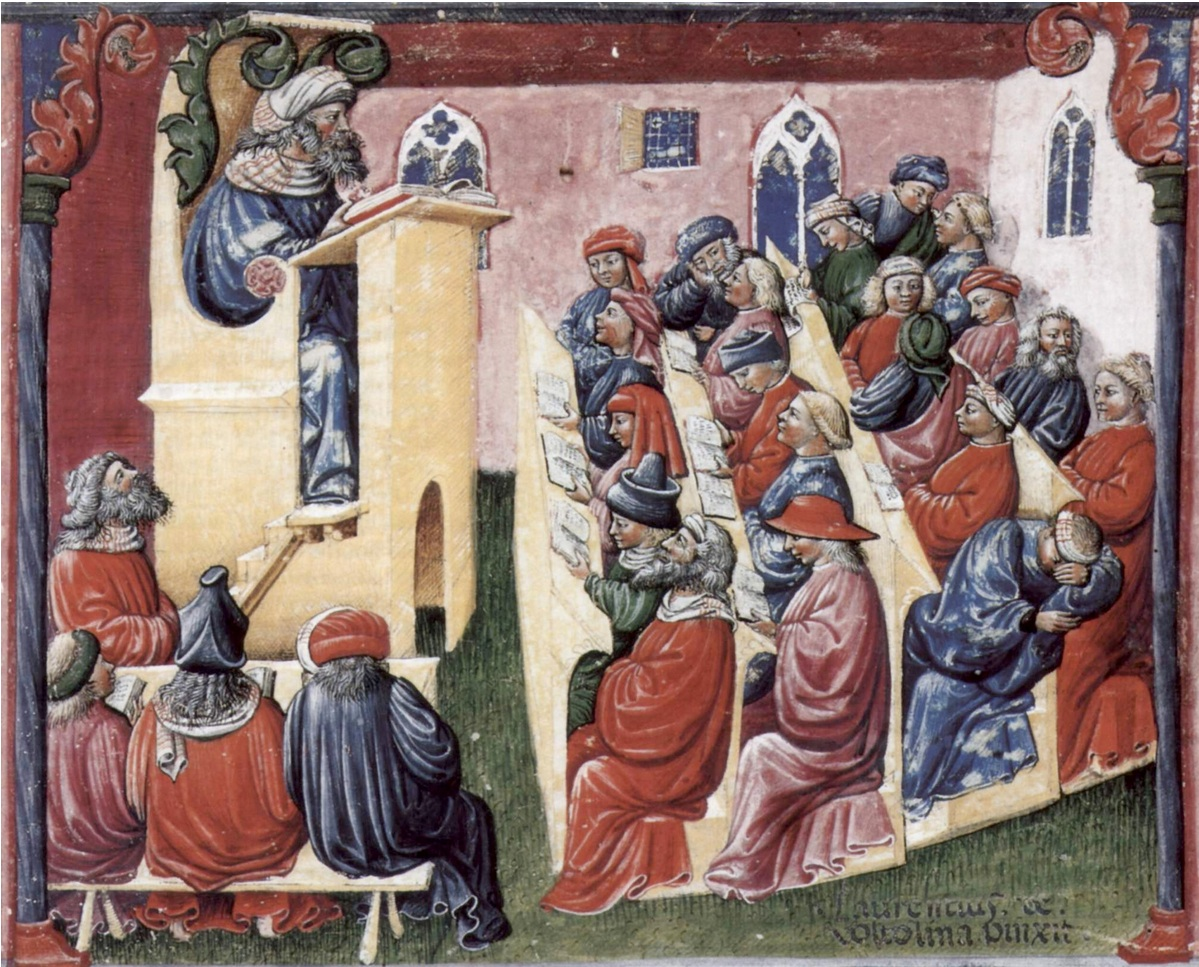 Medieval lecture 2
