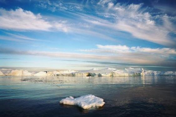 Smaeltande Groenland