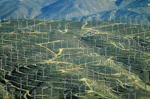 vindkraft park