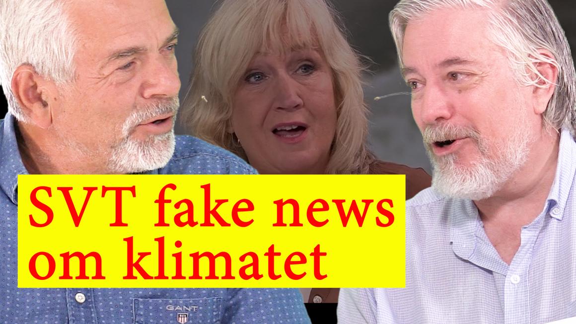 svt fake news om klimatet