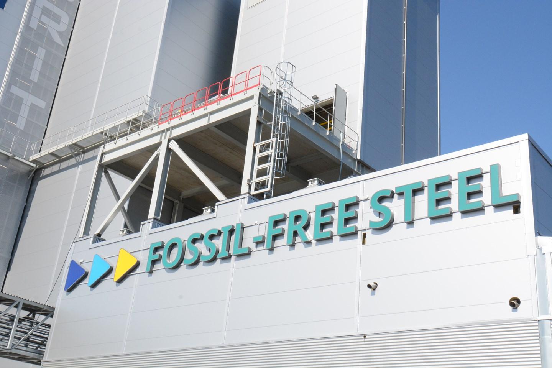 fossil free steel fotograf asa backlin