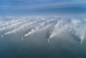 vindkraft turbulens