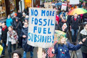 klimat demonstration
