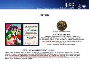IPCC uppdrag