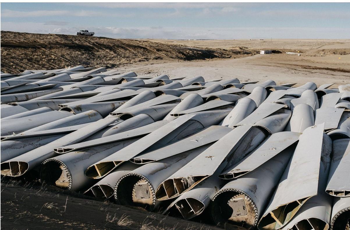 turbinblad deponi