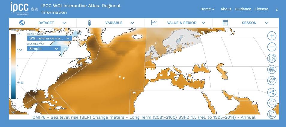 IPCCs karta