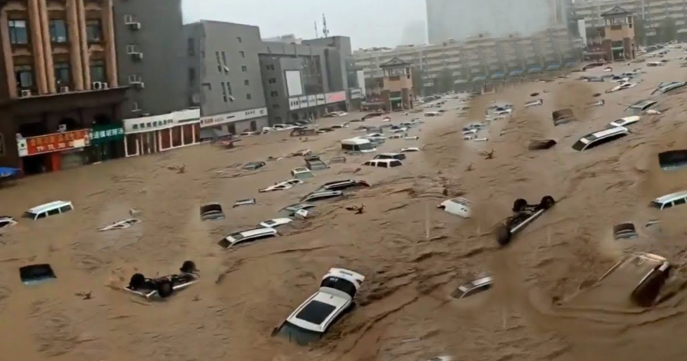 Zhengzhou Heavy Flooding
